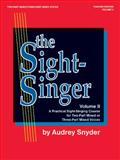 Sight Singer II, Audrey Snyder, 0769246702