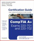 Upgrading and Repairing PCs : A+ Certification Study Guide, Mueller, Scott and Soper, Mark, 0789736705