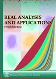 Real Analysis, Morgan, Frank, 0821836706