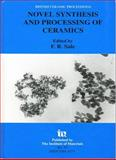 Novel Synthesis and Processing of Ceramics, , 0901716707