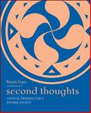Second Thoughts: Critical Thinking for a Diverse Society, Teays, Wanda, 0073386707