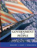 Government by the People 2011, Magleby, David B. and Light, Paul Charles, 0205806708