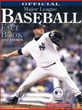Official Major League Baseball Fact Book 2002, Sporting News Staff, 0892046708