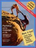 Psychology and the Challenges of Life : Adjustment to the New Millenium, Active Learning Edition, Rathus, Spencer A. and Nevid, Jeffrey S., 0471426709