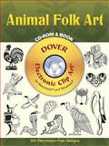 Animal Folk Art, Madeleine Orban-Szontagh, 0486996700