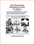 Short Role-playing Simulations for Early US History, Magnifico Publications, 0983426708