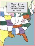 Map of the United States, Pat Stewart, 0486296709