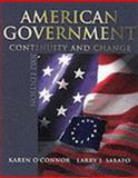 American Government 2006 9780321086709