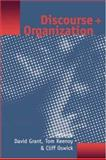 Discourse and Organization, Keenoy, Tom, 0761956700