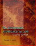The Economic Approach to Law, Second Edition, Miceli, Thomas, 0804756708