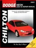 Chilton's Dodge Neon 2000-05 Repair Manual, Larry Warren, 1563926709