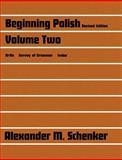 Beginning Polish 9780300016710