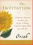 The Invitation, Mountain D. Oriah, 0061116718