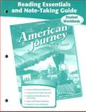 The American Journey, Early Years : Reading Essentials and Note-Taking Guide, Glencoe McGraw-Hill, 0078806712