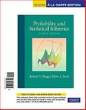 Probability and Statistical Inference, Books a la Carte Edition, Hogg and Hogg, Robert V., 0321656717