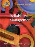 Reliability Management, EQE International,  ABS Group Company Staff, 0865876711