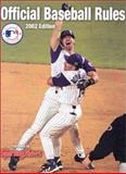 Official Baseball Rules 2002, Sporting News Staff, 0892046716