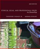 Ethical, Legal, and Professional Issues in Counseling, Remley, Theodore and Herlihy, Barbara, 0137016719