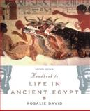 Handbook to Life in Ancient Egypt, Rosalie David, 0195366719