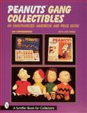 Peanuts Gang Collectibles, Jan Lindenberger, 0764306715