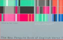 The New Penguin Book of English Verse, Paul Keegan, 0140586717