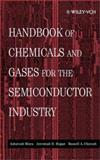 Handbook of Chemicals and Gases for the Semiconductor Industry, Misra, Ashutosh and Hogan, Jeremiah D., 0471316717