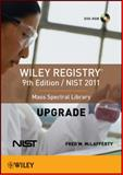 Wiley Registry of Mass Spectral Data, 9th ed. with NIST 2011, McLafferty, Fred W., 1118016718