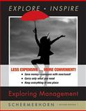Exploring Management, Second Edition Binder Ready Version, Schermerhorn, 0470556714