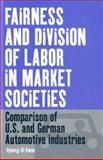 Fairness and Division of Labor in Market Societies, Hyeong-Ki Kwon, 1571816712