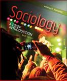 Sociology : A Brief Introduction, Schaefer, Richard T., 0078026725