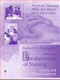 Fundamentals of Nursing, Helen Harkreader, 0721686729