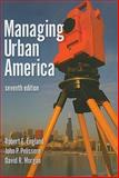 Managing Urban America, Morgan, David R. and England, Robert E., 1608716724