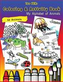 Two YEHs Coloring and Activity Book - Animal, YoungBin Kim, 1496156722