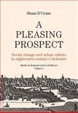 A Pleasing Prospect : Social Change and Urban Culture in Eighteenth-Century Colchester, D'Cruze, Shani, 1902806727