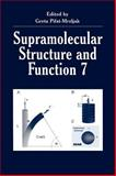 Supramolecular Structure and Function 7, , 0306466724