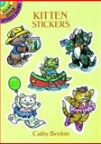Kitten Stickers, Cathy Beylon, 0486276724