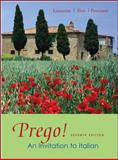 Prego! : An Invitation to Italian, Lazzarino, Graziana, 0073266728