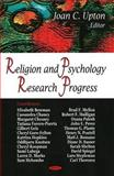 Religion and Psychology : New Research, Upton, Joan C., 1600216722