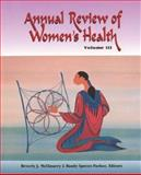 Annual Review of Women's Health III, Parker, Randy S. and McElmurry, Beverly J., 088737672X