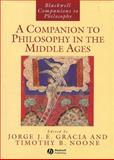 A Companion to Philosophy in the Middle Ages 9780631216728
