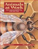 Animals at Work, Etta Kaner, 1550746731