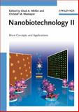 Nanobiotechnology II : More Concepts and Applications, , 3527316736