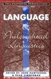 Language and Philosophical Linguistics 2003, , 1405116730