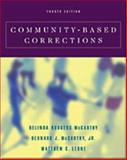 Community-Based Corrections, McCarthy, Belinda Rodgers and McCarthy, Bernard J., Jr., 0534516734