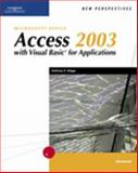 New Perspectives on Microsoft Access 2003 with VBA, Advanced, Oxford, Kris and Briggs, Anthony, 061920673X