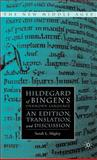 Hildegard of Bingen's Unknown Language : An Edition, Translation, and Discussion, Higley, Sarah L., 1403976732
