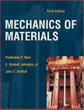 Mechanics of Materials, Beer, Ferdinand P. and Russell, Johnston E., 0072486732