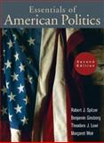 Essentials of American Politics, Spitzer, Robert J. and Ginsberg, Benjamin, 0393926737