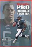 Pro Football Register, 2002 9780892046737