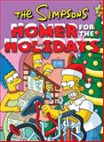 The Simpsons Homer for the Holidays, Matt Groening, 0061876739